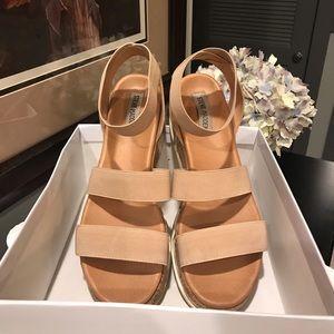 Steve Madden Bandi Platform Sandals Size 11